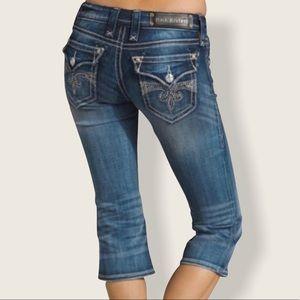 Rock Revival Sora Capri Jeans